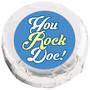 You Rock Doc Chocolate Oreo Cookie