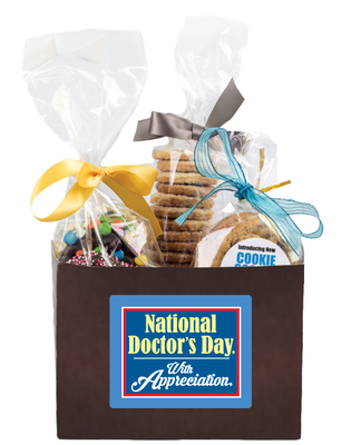 Doctor Appreciation Basket Box of Gourmet Treats