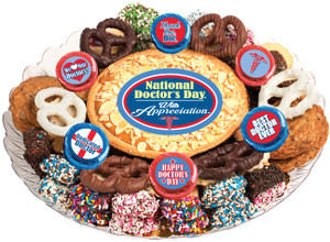 Doctor Cookie Pie & Cookie Assortment Platter - 3 Lbs. & Up