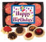Birthday 12pc Butter Cookie Box