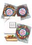 Birthday Peanut Butter Candy Pie