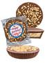 Birthday Peanut Butter Candy Pie - Toffee