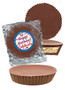 Birthday Peanut Butter Candy Pie - Plain