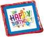 Happy Birthday Chocolate Graham