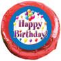 Happy Birthday Chocolate Oreo