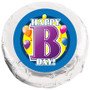 Happy B Day Chocolate Oreo