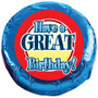 Birthday Chocolate Oreo