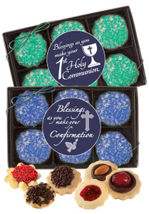 Communion/Confirmation Butter Cookie Box