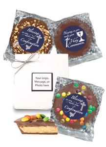 Communion/Confirmation Peanut Butter Candy Pie