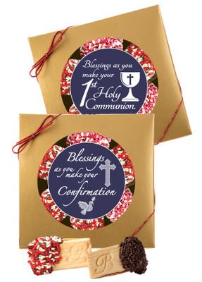 Communion/Confirmation Raspberry Sandwich Butter Cookies