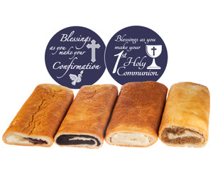 Communion/ Confirmation Hungarian Nut Rolls
