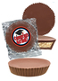 Graduation Peanut Butter Candy Pie - Plain