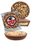 Graduation Peanut Butter Candy Pie - Toffee