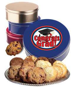 Graduation Make-Your-Own Cookie Tin