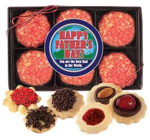 Fathers  Day   Butter Cookie Box