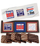 Father's Day Cookie Talk 6pc Chocolate Graham Box