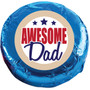 Awesome Dad Chocolate Oreo Cookie