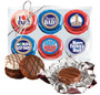 Father's Day Cookie Talk 6pc Chocolate Oreo Box