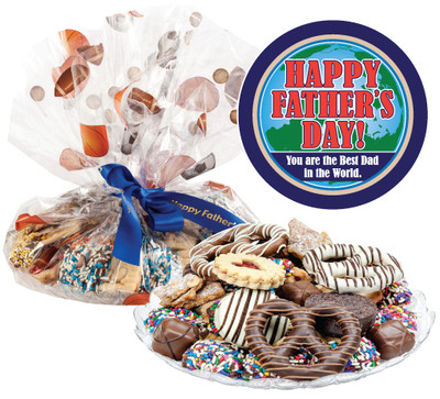 Father's Day Cookie Platter Supreme