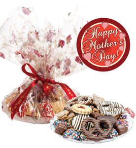 MOTHERS DAY COOKIE ASSORTMENT SUPREME - Cookies, Pretzel & Candy