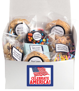 CELEBRATE AMERICA BOX OF TREATS