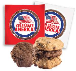 CELEBRATE AMERICA  COOKIE SCONE SINGLES