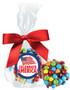 Celebrate America Chocolate Oreos w/M&Ms