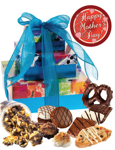 Mothers Day 3 Tier Tower Of Treats
