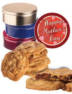 Mothers Day Chocolate Chip  Cookies
