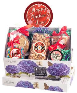 Mothers Day Keepsake Box Of Gourmet Treats