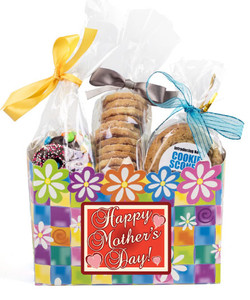 MOTHERS DAY GIFT BASKET BOX OF GOURMET TREATS