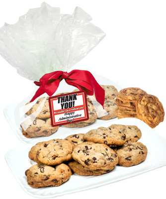 Admin/Office Staff Chocolate Chip Cookie Platter