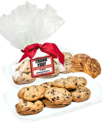 Admin/Office Staff Chocolate Chip Cookie Platter
