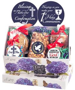 Communion/Confirmation Keepsake Box of Treats