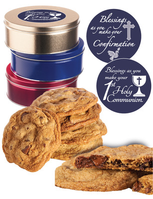 Communion/Confirmation Chocolate Chip Cookies