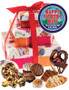 Father's Day 3 Tier Tower of Treats - Multi colored