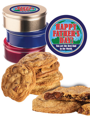 Father's Day Chocolate Chip Cookies