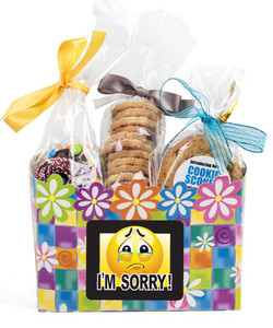 I'm Sorry Gift Basket Box of Gourmet Treats
