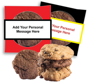 I'M Sorry! Create-Your-Own  Cookie Scone Singles W/ Custom Message
