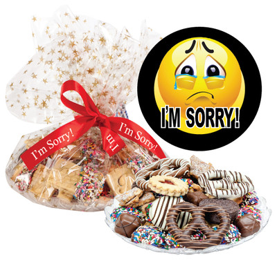 I'm Sorry Cookie Assortment Supreme