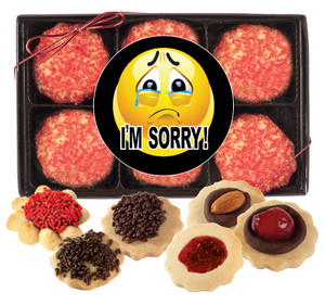 I'M SORRY! BUTTER COOKIE GIFT BOX