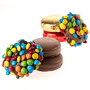 M&M & Chocolate Oreo Cookies