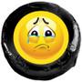 Sad face Chocolate Oreo