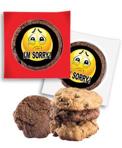 I'm Sorry Cookie Scone Single