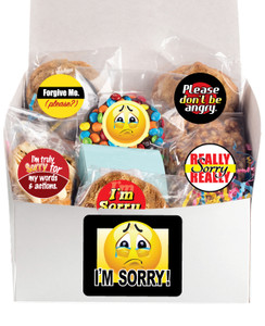 I'M SORRY! BOX OF TREATS