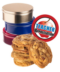 TEACHER APPRECIATION CHOCOLATE CHIP COOKIES