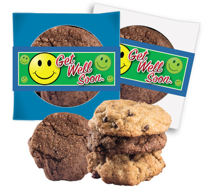 Get Well Cookie Scone Singles