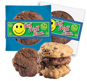 Get Well Create-Your-Own Cookie Scone Single