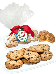 Get Well  Butter Chocolate Chip Cookies