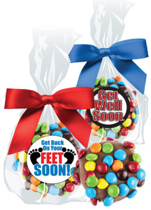 Get Well Chocolate Mini M&M Oreo